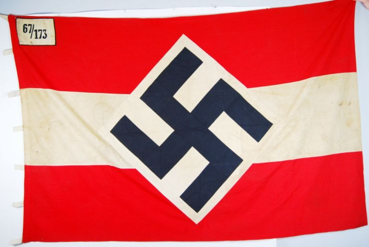 """Estandarte de Unidad de la Juventud Hitleriana """"HJ"""""""
